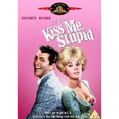 Kiss Me Stupid (1964) - (DVD)