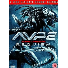 AVP2: Alien vs Predator 2 Requiem (2007)(DVD)