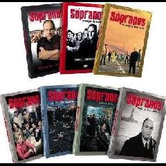 The Sopranos: Complete Seasons 1-6 Box Set (DVD)