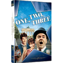 One, Two, Three - (DVD)