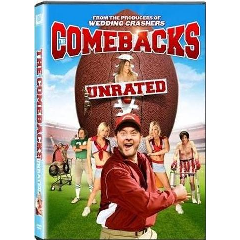 The Comebacks (2007) - (DVD)