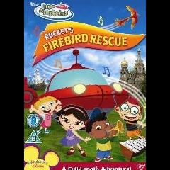 Little Einsteins Rocket's Firebird Rescue (DVD)