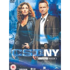 CSI New York Complete Season 2 (DVD)