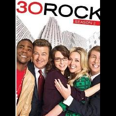 30 Rock Season 2 (DVD)