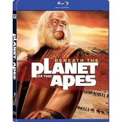Beneath the Planet of the Apes (Blu-ray)