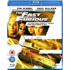 The Fast And The Furious Part 1 (Blu-ray)