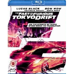 The Fast and the Furious: Tokyo Drift Part 3 (Blu-ray)