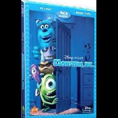 Monsters Inc. (Blu-ray)
