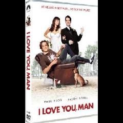I Love You, Man (2009)  - (DVD)