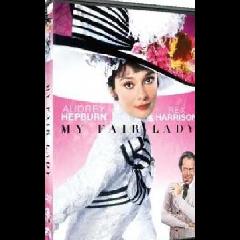 My Fair Lady (Single Disc)  (DVD)