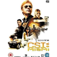 CSI Miami: Complete Season 6 (DVD)