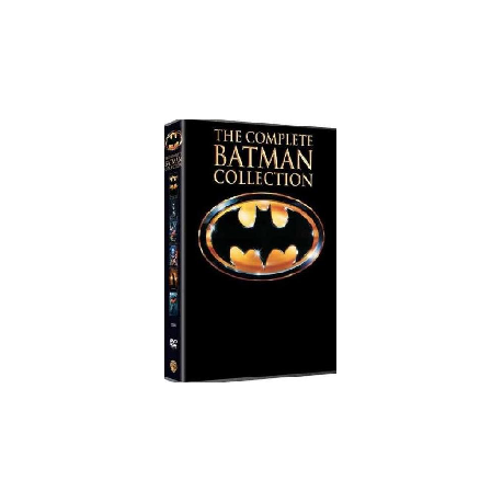 Halloween Dvd Box Set.Batman Complete Collection 6 Disc Boxset Dvd