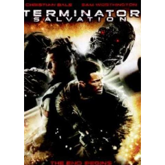 Terminator Salvation (2009)(DVD)