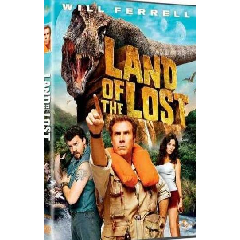 Land of the Lost (2009)(DVD)