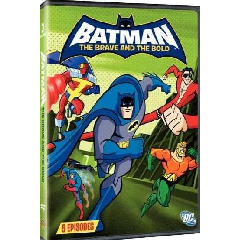 Batman Brave & Bold Vol 3 (DVD)