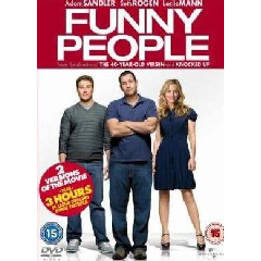 Funny People (2009)(DVD)