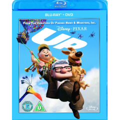 Up (DVD & Blu-ray Combo)