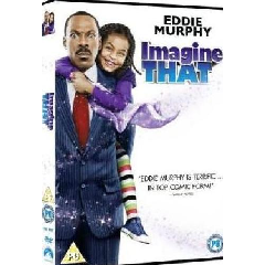 Imagine That (2009)(DVD)
