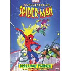 Spectacular Spider-man Volume 3 (DVD)