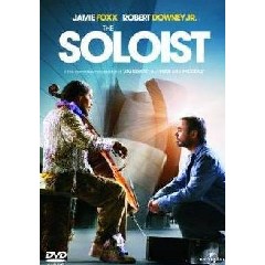The Soloist (2009)(DVD)