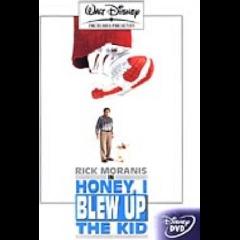 Honey I Blew Up the Kid (1992) (DVD)