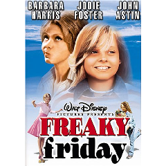 Freaky Friday (1976) (DVD)