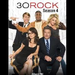 30 Rock Season 4 (DVD)