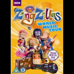 Zingzillas: World Music Tour (DVD)