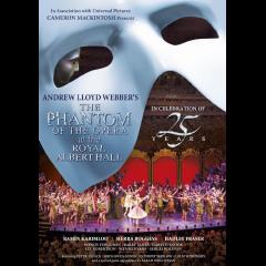Phantom Of The Opera at the Royal Albert Hall (DVD)