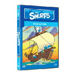 Smurfs Season 2: Smurfs At Sea (DVD)