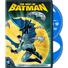 Batman The Best Of Batman (DVD)