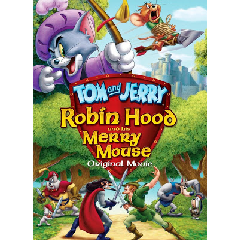 Tom And Jerry Robin Hood MFV (DVD)