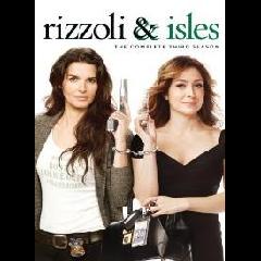 Rizzoli & Isles Season 3 (DVD)