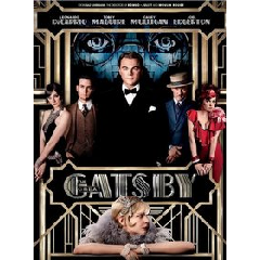 The Great Gatsby (2013)(DVD)
