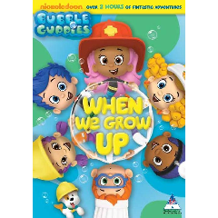 Bubble Guppies: We Totally Rock! (DVD)   Buy Online in South