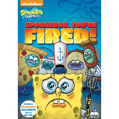 Spongebob Squarepants: You're Fired! (DVD)