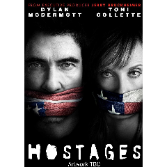 Hostages Season 1 (DVD)