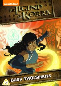 Legend Of Korra: Spirits Book 2 Vol 1 (DVD)