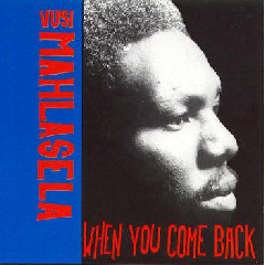 Vusi Mahlasela - When You Come Back (CD)
