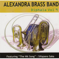 Alexandra Brass Band - Diphala - Vol.9 (CD)