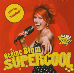 Blom Nedine - Supercool 1 (Rooi) (CD)
