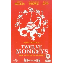 12 Monkeys - (DVD)
