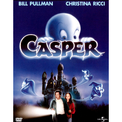 Casper The Movie (DVD)