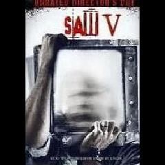 Saw V (2008)(DVD)