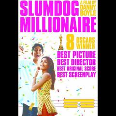 Slumdog Millionaire (2008)(DVD)