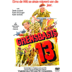 Grensbasis 13 (DVD)