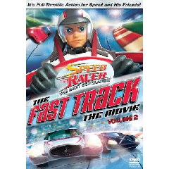Speed Racer: The Next Generation: The Beginning Vol. 2 (DVD)