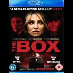 The Box (2009)(Blu-ray)
