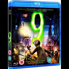 9 (2009)(Blu-ray)