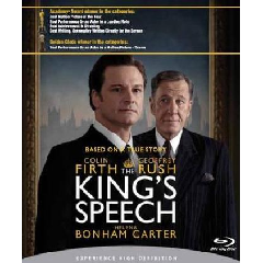 The King's Speech (2010)(Blu-ray)